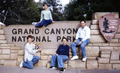 Grand Canyon Family Trip